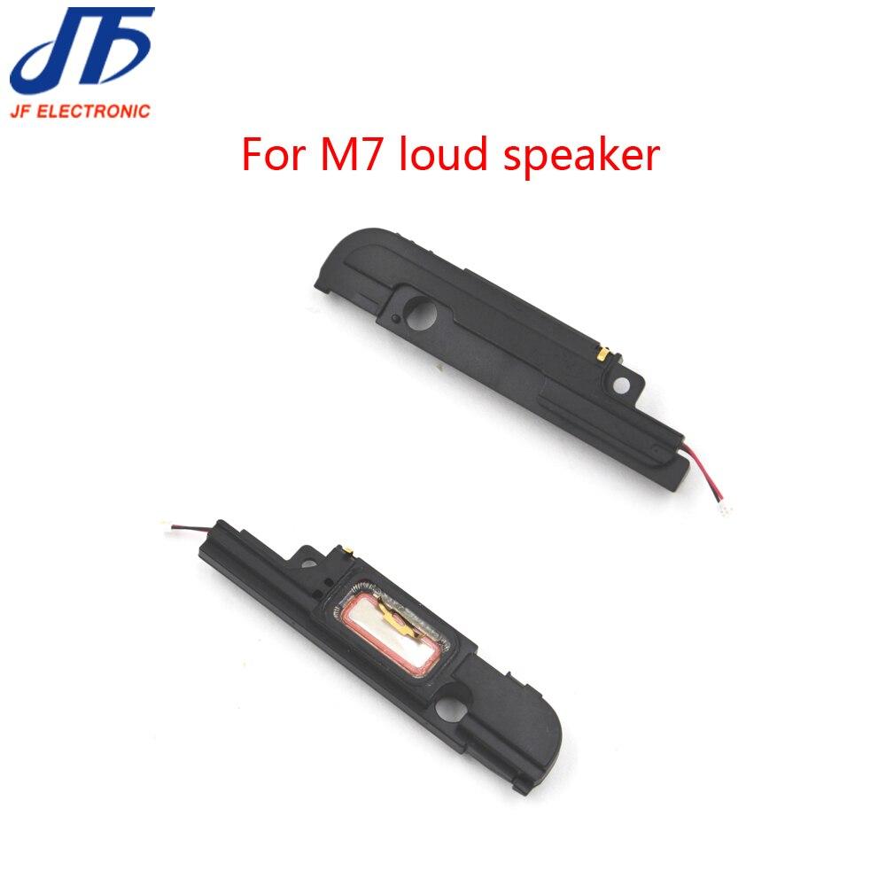 10pcs/lot Sound Buzzer Ringer Loud Speaker Loudspeaker Flex Cable Ribbon For HTC One M7 Replacement Parts
