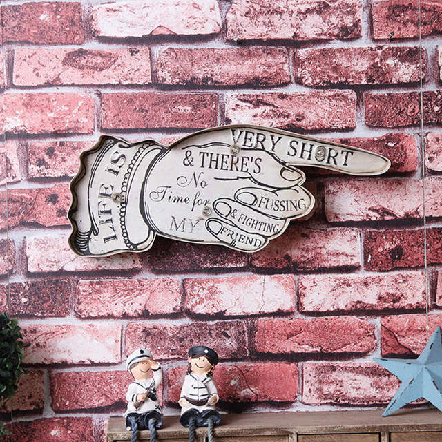 Life LED Light Sign Vintage Home Decor Wall Hanging Ornament House Bar  Decoration Placas Metal Plaque