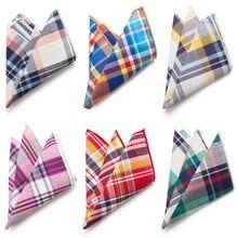 Men Cotton Cravat Fashion Handkerchief Wedding Tie Mens Party Bowtie Jacquard Woven British Style Gentleman Hanky Necktie