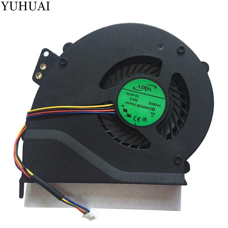 Ordinateur portable CPU Ventilateur De Refroidissement pour Acer Extensa 5235 5635 5635g 5635Z 5635ZG emachines E528 E728 AB0805HX-TBB CWZR6 MG55100V1-Q060-S99
