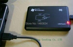 New Version 13.56MHz RFID Reader USB Proximity Sensor Smart Card NFC Reader Variety Format (No Driver)+ 2x Sample NFC Card
