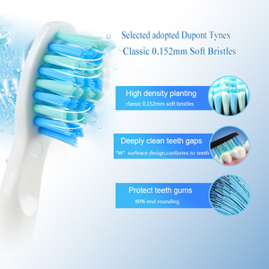 Image 3 - SEAGO Electronic Toothbrush Oral Care Electric Toothbrush Set Rechargeable Dental Sonic Brush Travel Toothbrush with Case