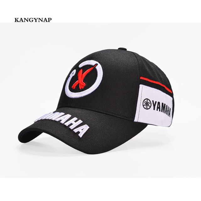 KAGYNAP  F1 Baseball Cap VR - 99 Motorcycle Sun Hats Embroidery Yamaha  Snapback Caps Sports Hats For Men Women casquette 724a0ef7300