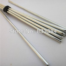 DIY axis 2MM diameter length 200mm/20 pieces Toys the axle iron bars stick drive rod shaft coupling connecting shaft