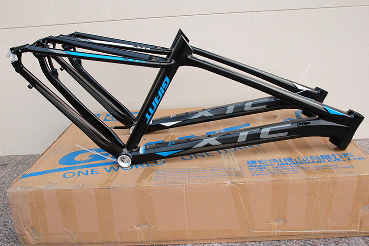 2019 last GIANT XTC PRO Ultra-light Aluminum Alloy Frame Mountain Bike 27.5 inch 18 inch ATX777 XTC800 820 860 bicycle frame