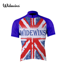 c999b03e2 Britain 2017 Short Sleeve Cycling Jersey Britain Bicycle Clothing Maillot  Ropa Ciclismo Quick-Dry Bike
