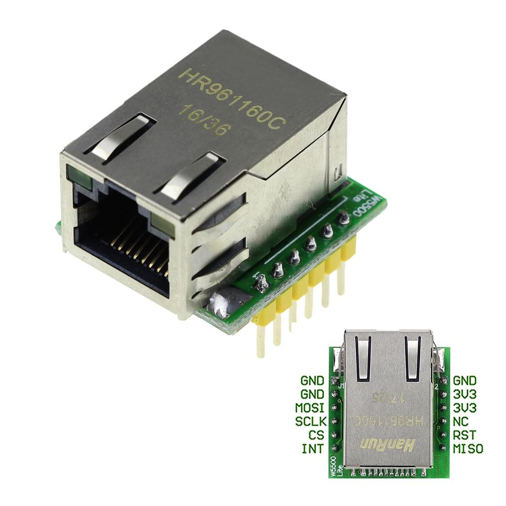 hight resolution of 1pcs usr es1 w5500 module