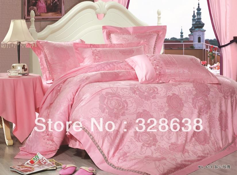 Pink Roses Comforter Sets King Size Pink Bedding Sets