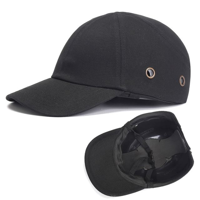 New Bump Cap Work Safety Hat Lightweight Breathable