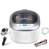 220 240V SU 738 ultrasonic cleaning machine Household Glass washing machine Contact lens washing machine Jewelry watch Washer