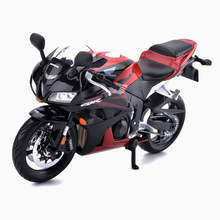 Kids Toys Model Motorcycle-Toy Maisto Adults Gifts 1:12 Car-Toy Collectible Cbr-600rr