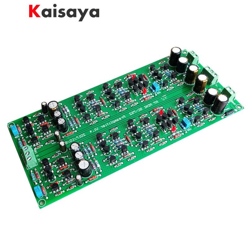 P7 Fully Separation HIFI Tube amplifiers Vacuum Phono Amplifier Base On Marantz 7 SC-7S2 Preamplifier T0302P7 Fully Separation HIFI Tube amplifiers Vacuum Phono Amplifier Base On Marantz 7 SC-7S2 Preamplifier T0302