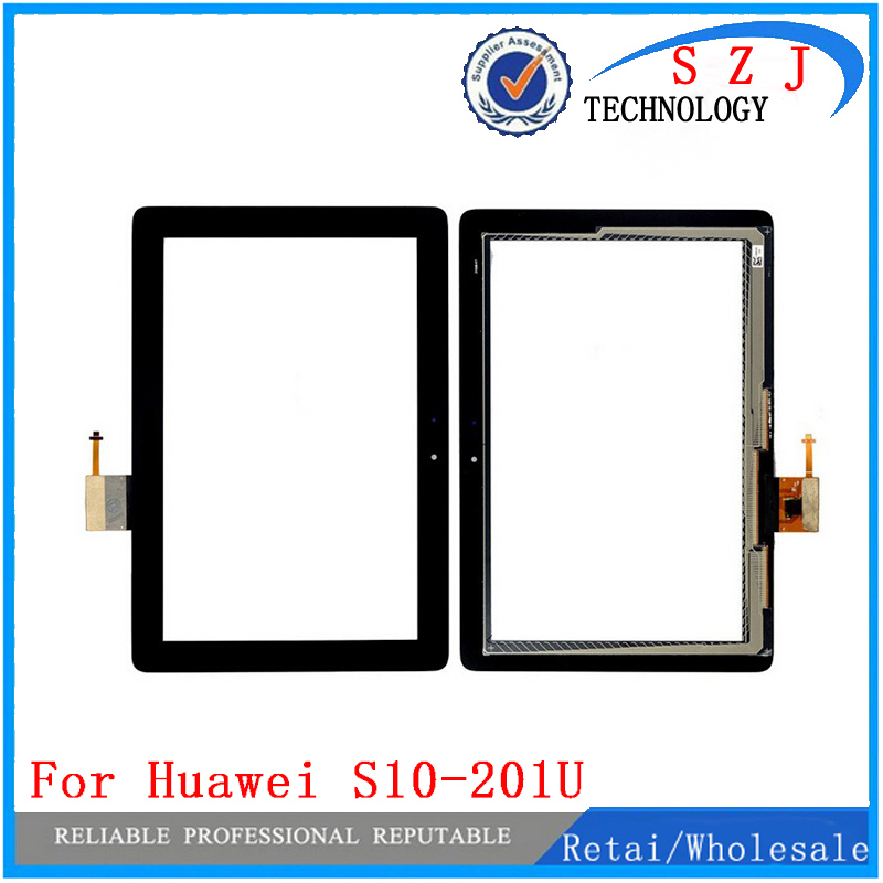 New 10.1'' case For Huawei MediaPad 10 Link S10-201U 201WA S10-231U MCF-100-0676-V2.0 Touch Screen Panel Digitizer Replacement for huawei 100