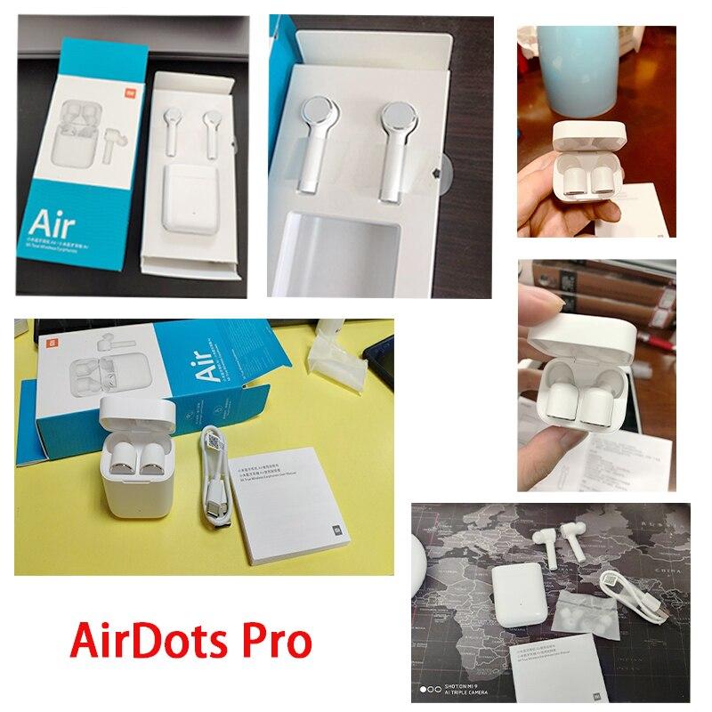 Xiaomi Airdots Pro écouteur Bluetooth casque stéréo ANC commutateur ENC Pause automatique contrôle du robinet écouteurs sans fil - 5