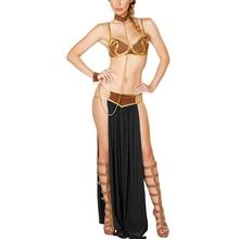 江大人セクシーなエジプトの女神の衣装ルネッサンス中世アラブ王女ハロウィーンカーニバルの衣装 VASHE