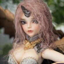 Fairyline 1/4 minifee sircca boneca bjd fantasia centauro híbrido fadas brinquedo de alta qualidade para a menina fairyland