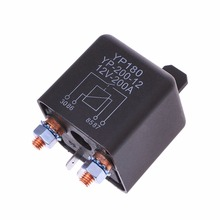 24V/12V DC 200A High Power Car Relay Truck Motor Continuous Type Automotive Swit