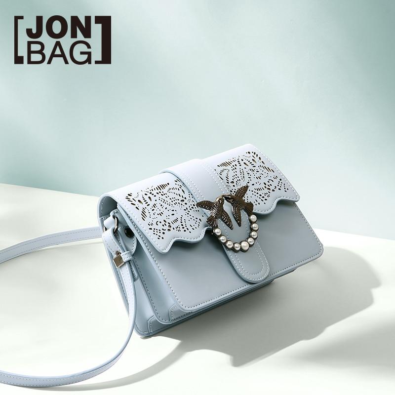 JONBAG petit sac femme sur le nouveau hiver cent mode unique épaule sac oblique sac jeune fille sac hirondelle
