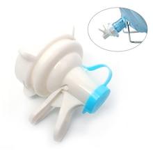 Портативный пластиковый нерезьбовой короны диспенсер для воды Spigot многоразовый Кемпинг экологически чистый включает крышку подключенной бутылки крышки