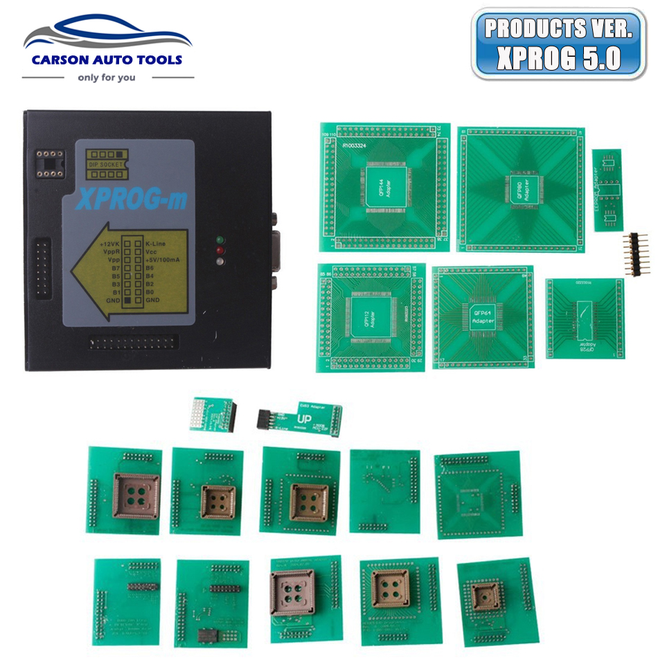 Lowest price <font><b>XPROG</b></font> M 5.55 ECU Programmer X-prog-M <font><b>V5.55</b></font> Better Than <font><b>XProg</b></font>-M V 5.0 hot selling image