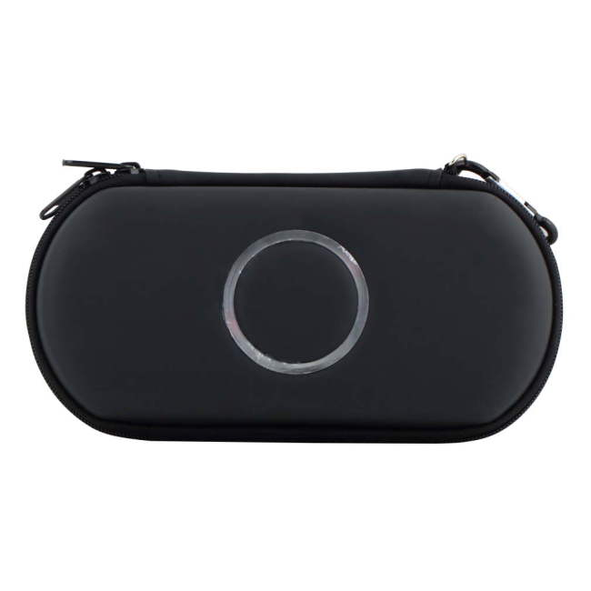Hard Carry Zipper Case Bag Game Pouch For PSP 1000 2000 3000 Free / Drop Shipping Wholesale