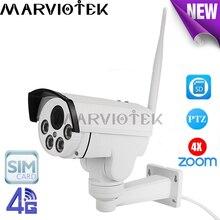 Фотография 4G LTE wireless IP Camera outdoor 960P 3G gsm cctv camera video surveillance ip camera 1080P ip ptz cameras with sim card slot