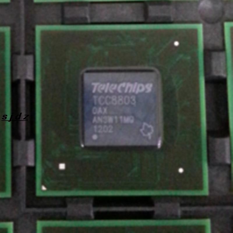 TCC8803 TCC8803-oax  bga  5pcs euro mini tcc 2000