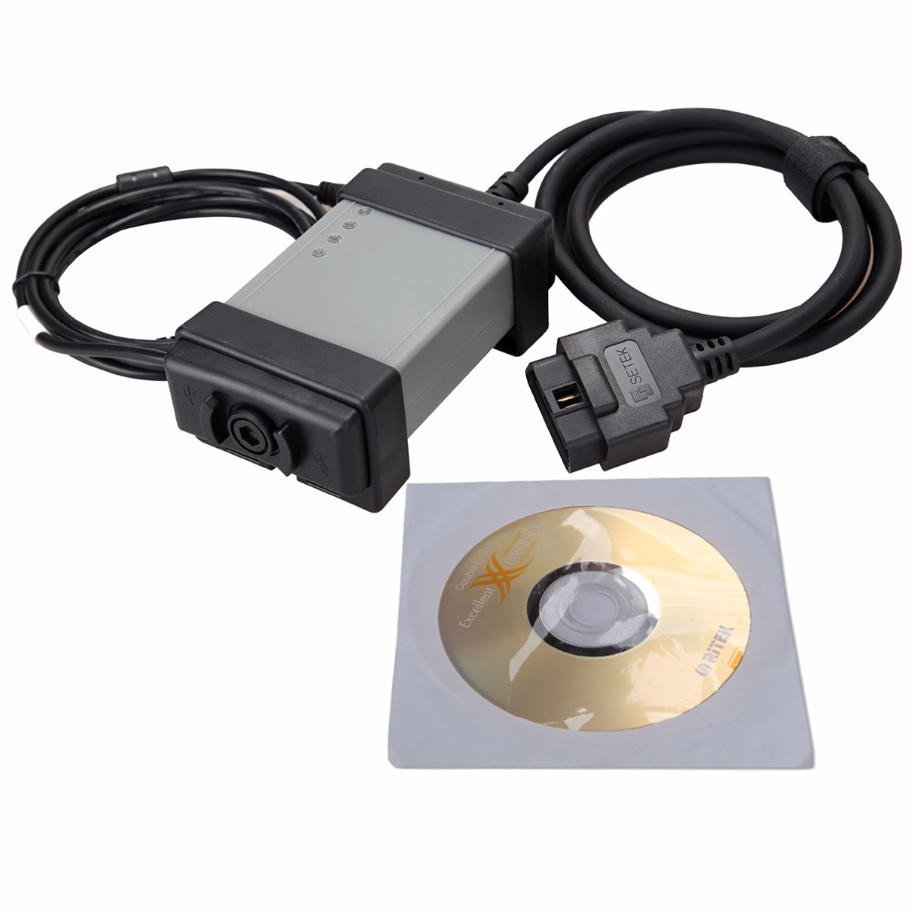 Ship from Germany! Latesr Version For Volvo VIDA DICE 2014A Diagnostic Tool OBD2 Scanner Service Cable newly mvci for toyota tis for hds for v0lvo vida dice obd2 obdii diagnostic tool m vci interface scanner fastshipping