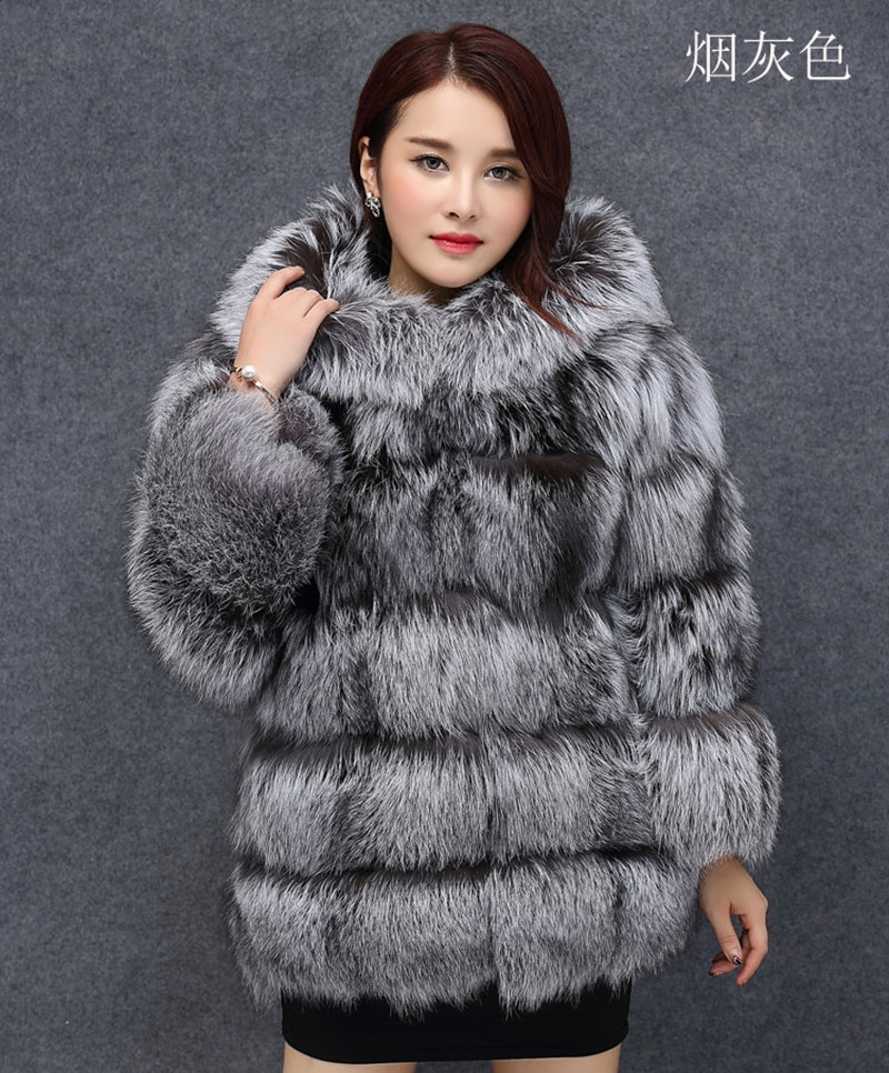 Popular Real Fur Coats-Buy Cheap Real Fur Coats lots from China