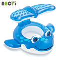 29 Styles! INTEX Toddler Baby Inflatable Swimming Ring Children Swim Arm Rings Kids Swimming Pool Seat Float Boat with Sunshade