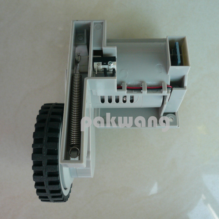 A320 Left Wheel, Robot Vacuum Cleaner Spare Parts