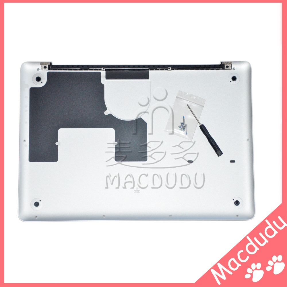 NEW For 13 MacBook Pro  A1278 Bottom Case Lower Case+ Screws+ Screwdriver 2009 2010 2011 2012 brand new bottom case for macbook pro 13 retina a1502 lower case cover 2015 604 02878 a