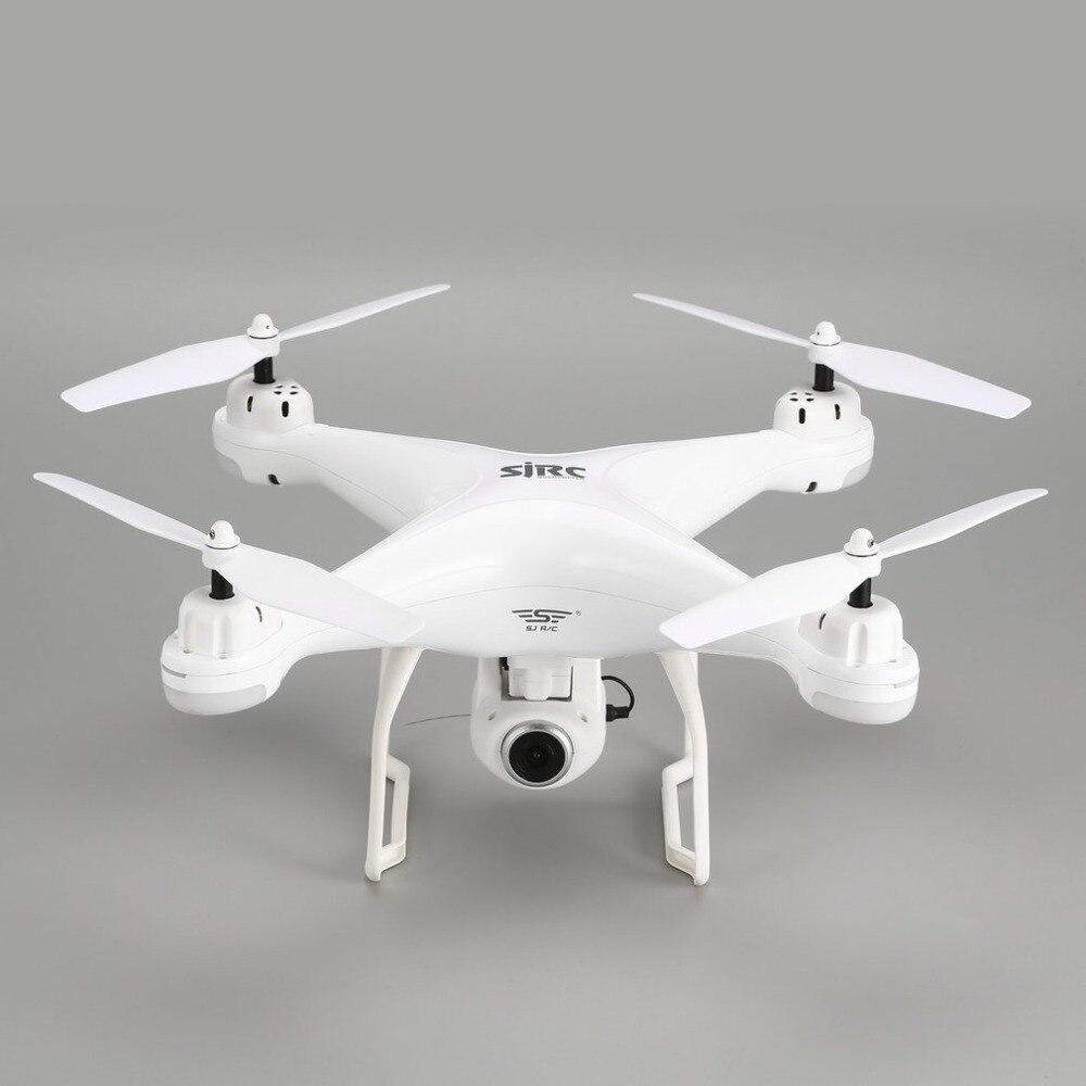 Здесь можно купить  RC Drone Toys S20W FPV 720P/1080P Camera Selfie Altitude Hold Headless Mode Auto Return Takeoff/Landing Hover GPS RC Quadcopter  Игрушки и Хобби