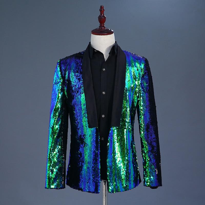 men sequin blazer (3)