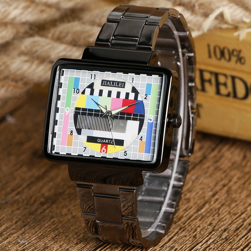 online deer watches rubber test watch white black magic factory uv dial under discoloration sale women supply product ultraviolet