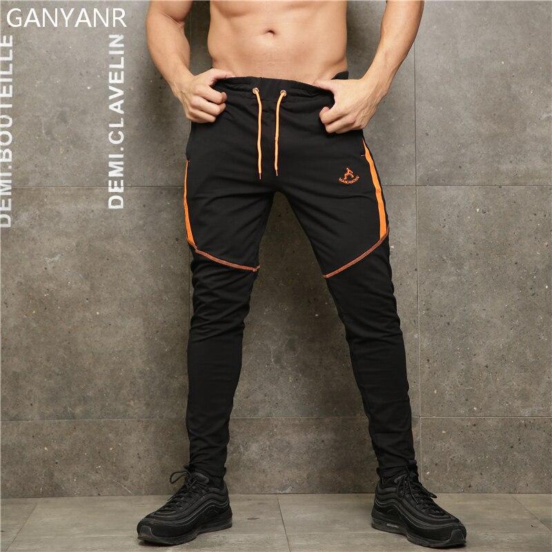 GANYANR Running Pantallonat Burra Sportet e këmbëve Vrapim - Veshje sportive dhe aksesorë sportive