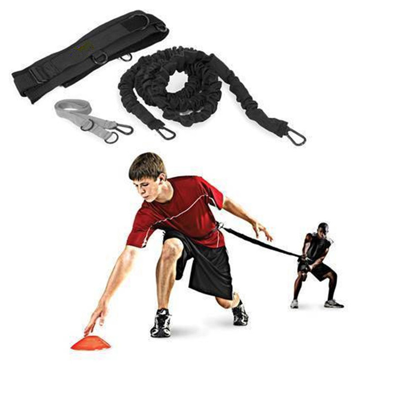 Cuerda de entrenamiento de resistencia al aire libre - 5