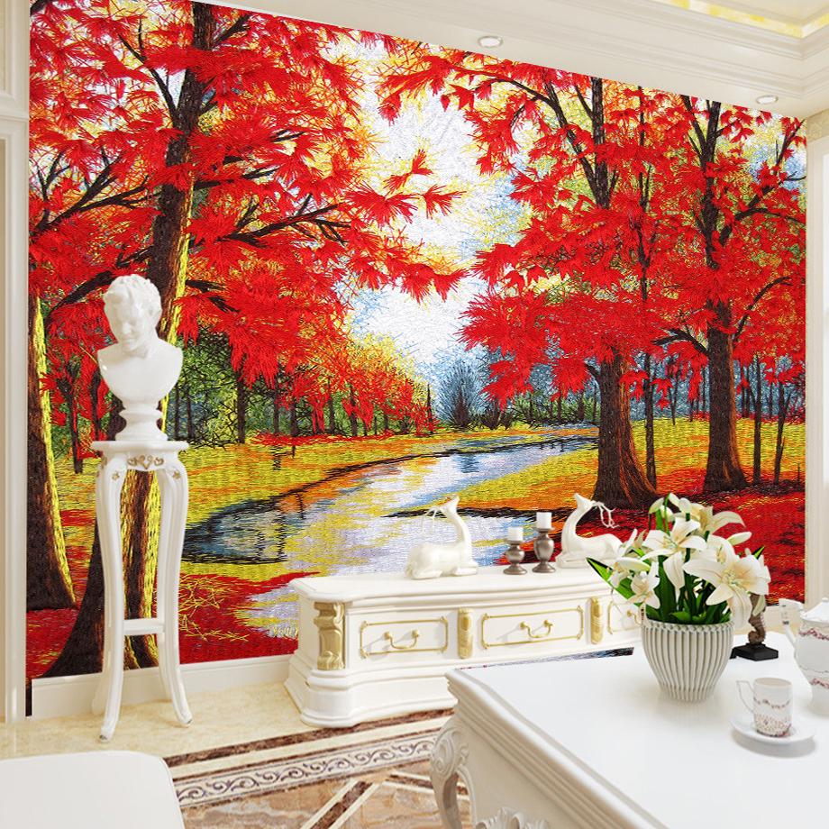 Online kopen wholesale rode maple foto uit china rode maple foto ...
