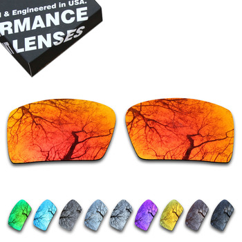 ToughAsNails Polarized Replacement Lenses for Oakley Eyepatch 2 Sunglasses – Multiple Options