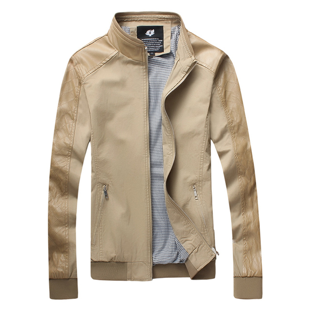 Men Jackets New Arrival: Fashion Brand Casual Slim Fit Polo Jacket Coat Male Chaqueta Hombre Jackets for Men, Plus Size M to 5XL
