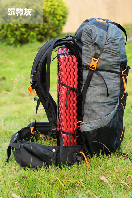 3F UL Gear Lightweight Backpack Trekking Rucksacks 40+16L 2