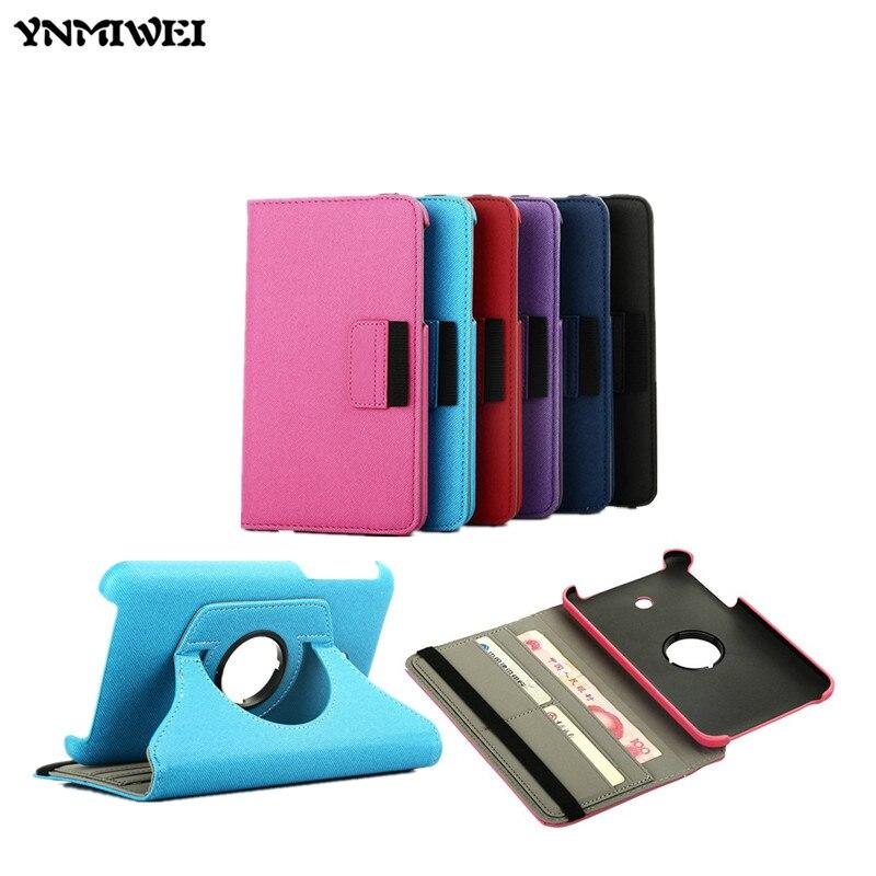 Wallet Design Cowboy Grain ME176 leather case For ASUS Memo Pad 7 ME176CX ME176 K013 Tablet Cover Case With Card Slot +protector tms320f28335 tms320f28335ptpq lqfp 176