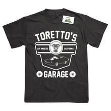 Torettos Garage Inspired by Fast And Furious Printed T-Shirt Top Tee 100% Cotton Humor Men Crewneck Tee Shirts Tops Tshirt Homme цена 2017