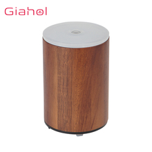 Air Humidifier Essential Oil Electric Aroma Diffuser Wood Grain Ultrasonic Oil Cool Mist Humidifier Tisserand Aroma Spa Diffuser цена 2017