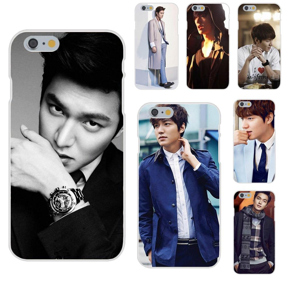 Lee Min Ho Soft Protector Phone Cases For Galaxy A3 <font><b>A5</b></font> A7 A8 A9 A9S On5 On7 Plus Pro Star 2015 <font><b>2016</b></font> 2017 2018 image