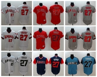 MLB Men S Los Angeles Angels Mike Trout Baseball All Styles Jersey