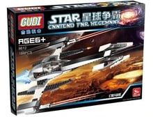 GUDI 8612 Star Wars Earth Border Phantom Fighter Minifigure Building Block 184Pcs Bricks Toys Best Toys