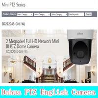 2016 Hot Sale Dahua 2Mp Network Mini IR PTZ Dome IP Speed Dome 4x Optical Zoom
