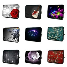 Soft 15.6 Laptop Sleeve 7 10 12 14 inch Protective Case 17.3 Notebook Bag 13.3 Computer Cover For Macbook Air Pro Retina NS-all1 цена