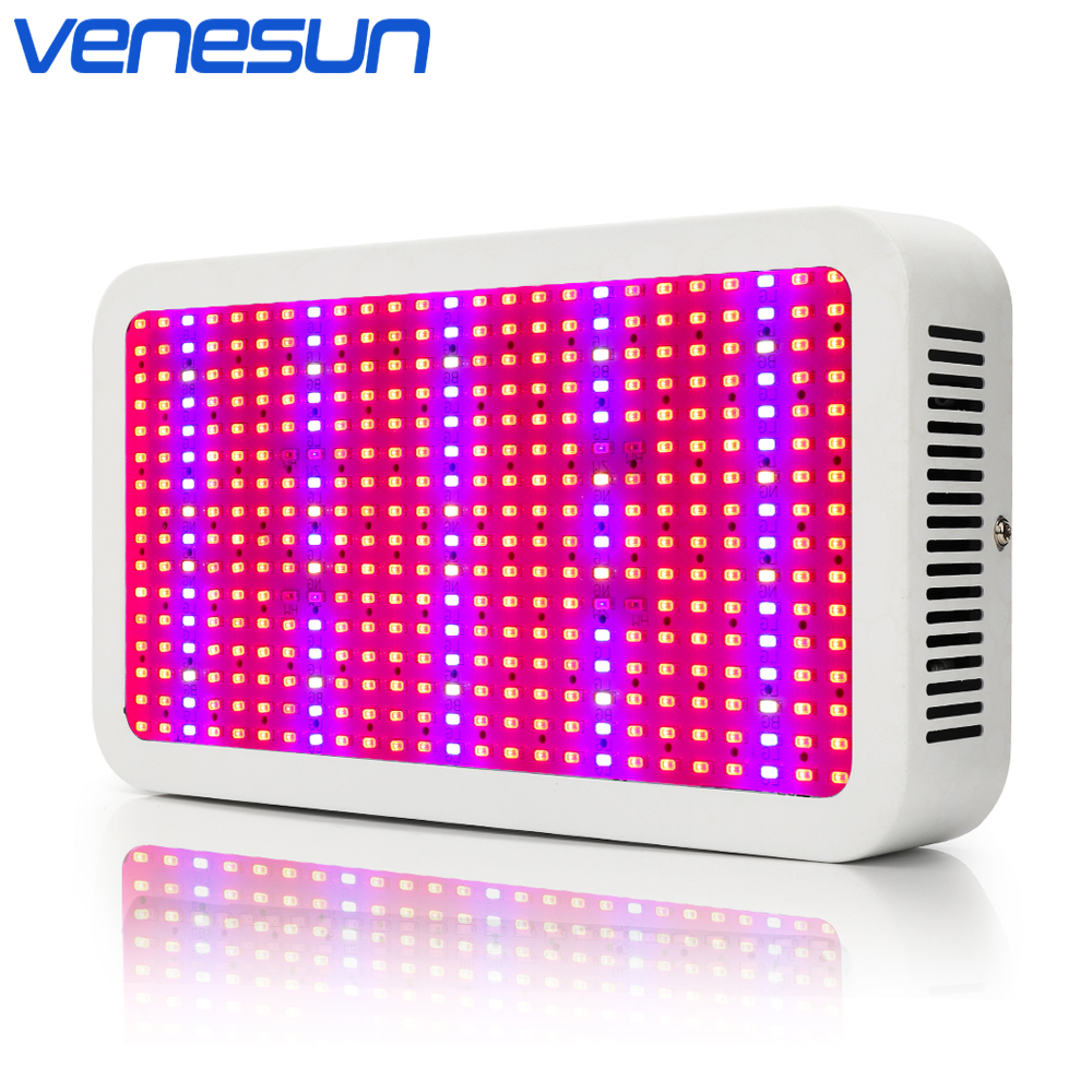 LED Grow Light 400W Venesun Full Spectrum Grow Lamps with UV and IR for Greenhouse Indoor Plant Veg and Flowering. High Yields! led grow light venesun apollo 4 full spectrum grow lamps high efficiency grow led for indoor planting hydroponic greenhouse